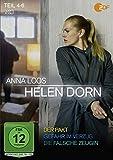 Helen Dorn - Teil 4-6: Der Pakt / Gefahr im Verzug / Die falsche Zeugin (2 DVDs)