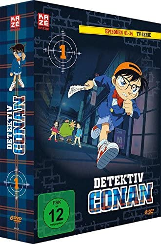 Detektiv Conan Die TV Serie: Box 1 (3 DVDs)
