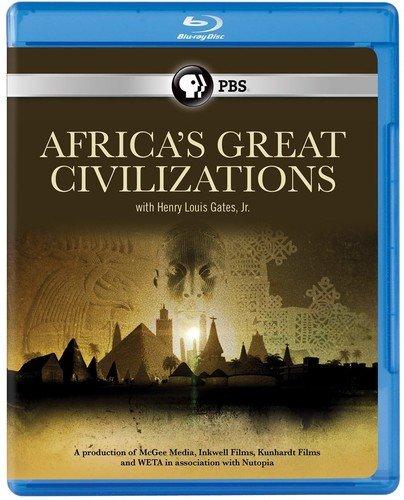 Africa's Great Civilizations Blu-ray [Blu-ray]
