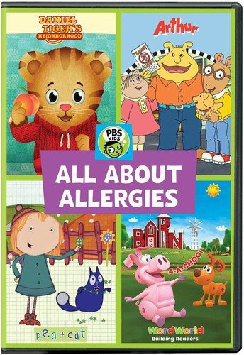 All About Allergies DVD