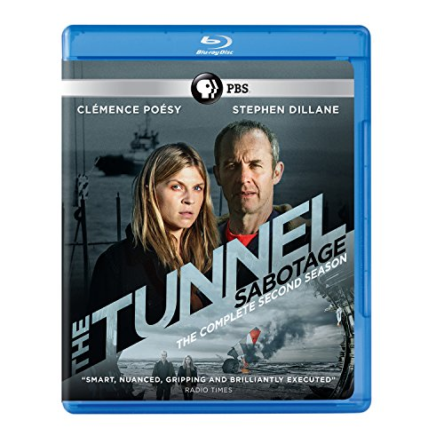 The Tunnel: Sabotage, Season 2 Blu-ray [Blu-ray]