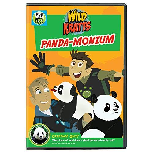Wild Kratts: Wild Kratts - Panda-Monium