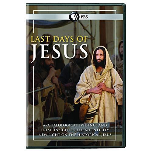 Last Days of Jesus DVD
