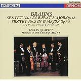 Classics Best Brahms: String Sextet No. 1 No. 2