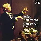 Classics Best Dvorak: Symphony No. 7 No. 8