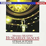 Classics Best Brahms: Hungarian Dances Complete Works