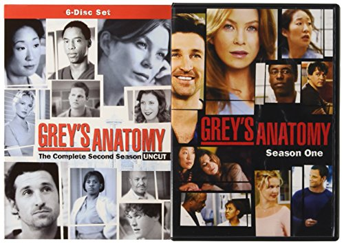 Grey's Anatomy Starter Bundle