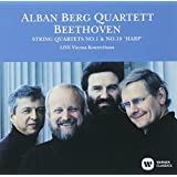 Beethoven: String Quartet No1; No.10 'Harp'(1989 Live)