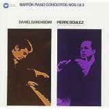 Bartok: Piano Concertos Nos.1 & 3