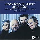 Beethoven: String Quartet No.2; No.11'Serioso'(1989 Lve)