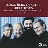 Beethoven: String Quartet No.12; No.7'Rasumovsky No1'(1989 Live)