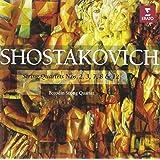 Shostakovich: String Quartets Nos.2. 3. 7. 8 & 12
