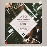 Berg: String Quartet Op.3; Lyric Suite