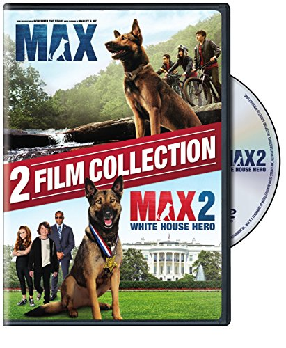 Max/Max 2 White House Hero 2-Film Collection
