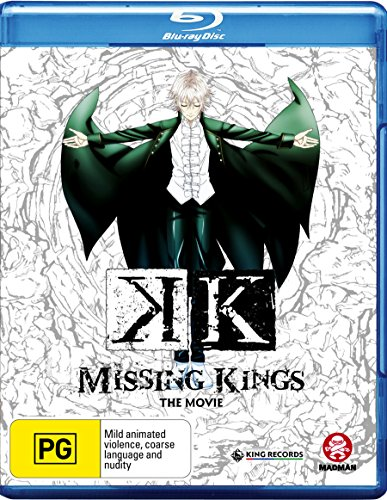 K' The Movie: Missing Kings [Blu-ray]