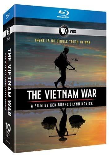 The Vietnam War: A Film by Ken Burns and Lynn Novick Blu-ray [Blu-ray]