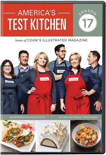 America's Test Kitchen: America's Test Kitchen Season 17 DVD