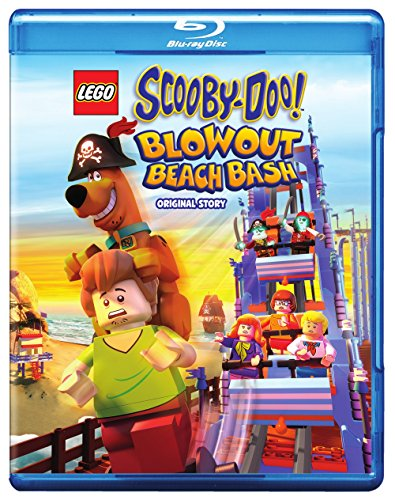 Lego Scooby:Blowout Beach Bash [Blu-ray]