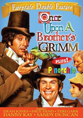 Once Upon A Brothers Grimm & Pinocchio - Fairy Tale Double-feature