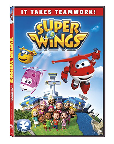 Super Wings – It Takes Teamwork