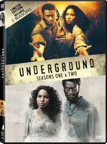 Underground (Tv Series) - Season 01 / Underground (Tv Series) - Season 02 - Set