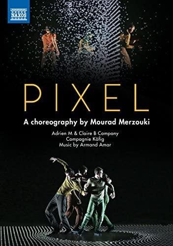 Pixel: A Choreography by Mourad Merzouki