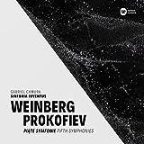 Piate Symfonie: Fifth Symphonies: Weinberg Prokofiev