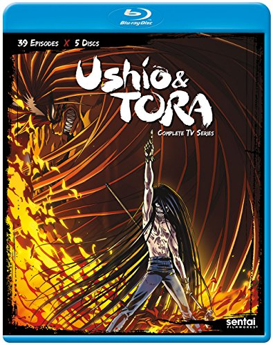 Ushio & Tora: Complete Collection [Blu-ray]