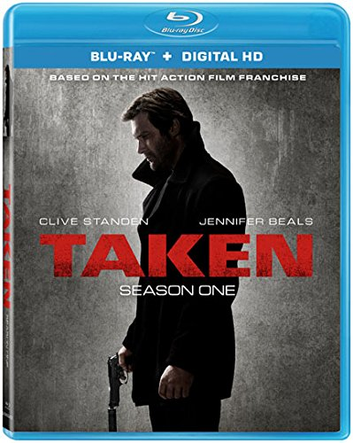 Taken: Season 1 [Blu-ray]