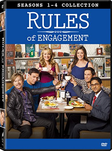Rules of Engagement Season 1, 2, 3 & 4 Set
