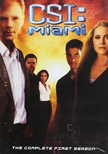 CSI:  Miami:  The Complete First Season
