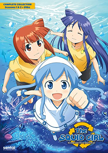 The Squid Girl: Complete Collection