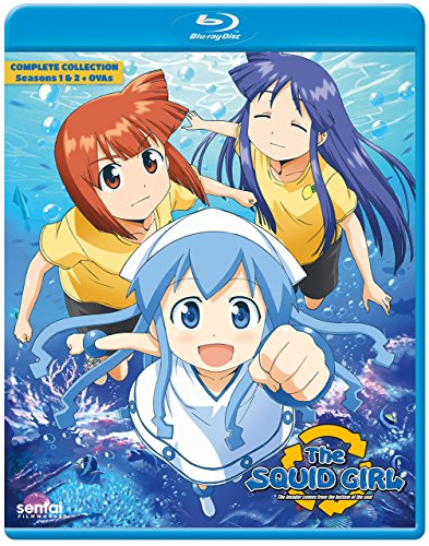 The Squid Girl: Complete Collection [Blu-ray]