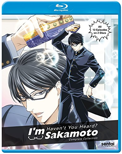 Haven't You Heard? I'm Sakamoto: Complete Collection [Blu-ray]