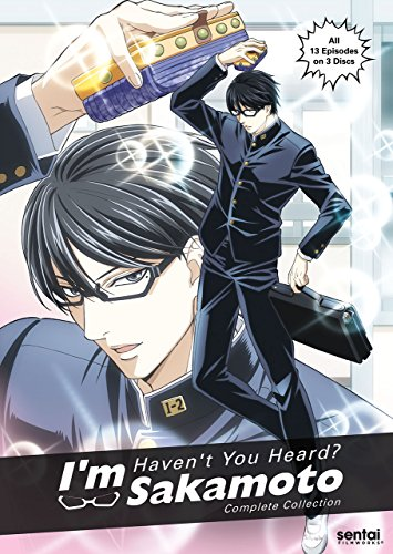 Haven't You Heard? I'm Sakamoto: Complete Collection