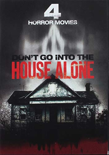 Don't Go into the House Alone 4 Horror Movies - Set