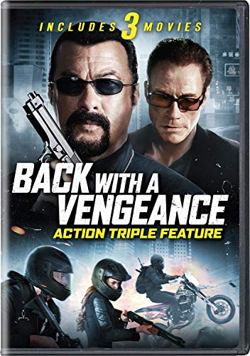 Back with a Vengeance - Action Triple Feature - Set