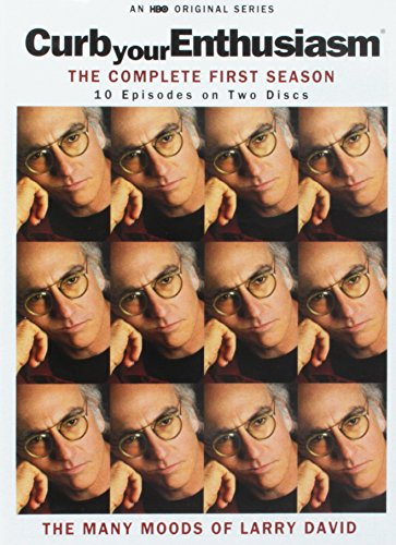 Curb Your Enthusiasm: The Complete Seasons 123