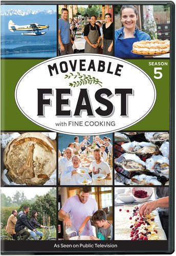 A Moveable Feast with Fine Cooking Season 5 DVD