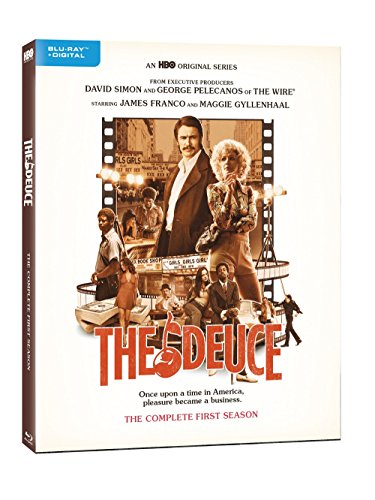 The Deuce: The Complete First Season [Blu-ray]