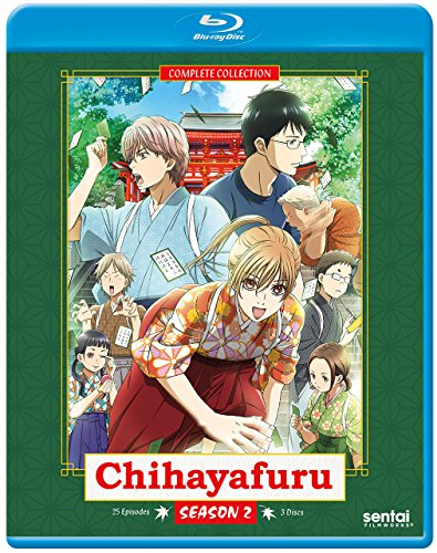 Chihayafuru: Season 2 [Blu-ray]