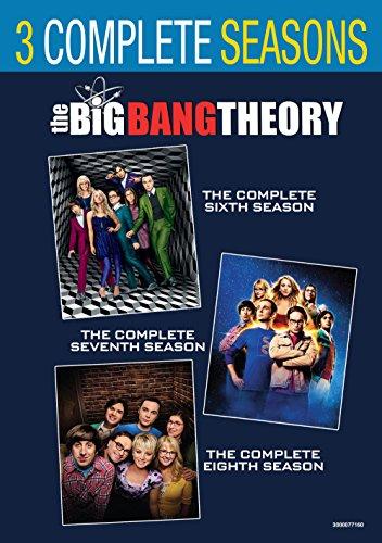 Big Bang Theory, The: Seasons 6-8