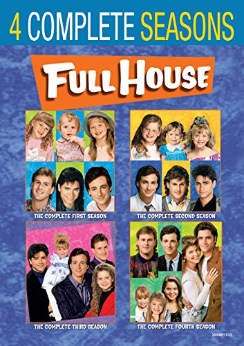 Full House: The Complete Seasons 1-4