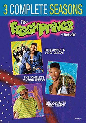 Fresh Prince of Bel-Air, The: The Complete Seasons 1-3
