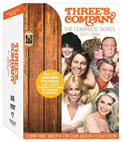 Three's Company: Complete Collection