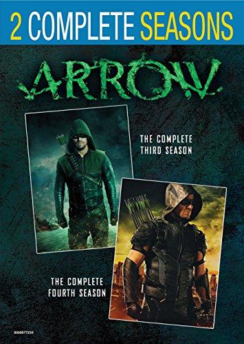 Arrow: Season 3 + Season 4