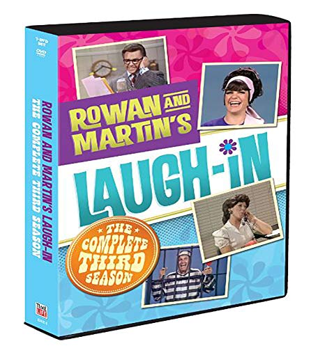 Rowan and Martin's Laugh-In: The Complete Third Season