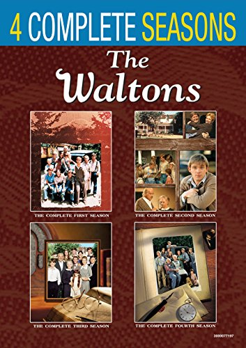 Waltons, The: The Complete Seasons 1-4