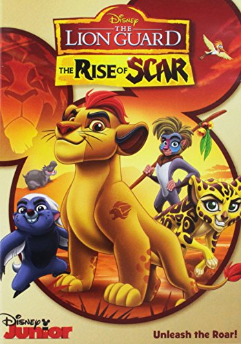 The Lion Guard: Rise Of Scar