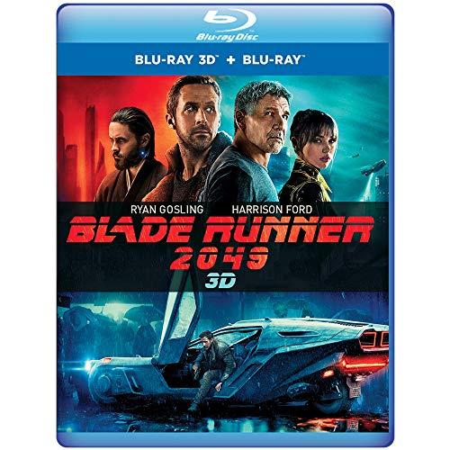 Blade Runner 2049 3D [Blu-ray]